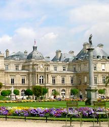 El Jardín de Luxemburgo