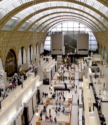 The Musée d'Orsay